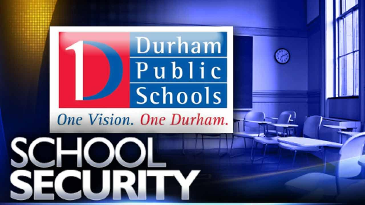 Proposal would remove some officers from Durham County schools
