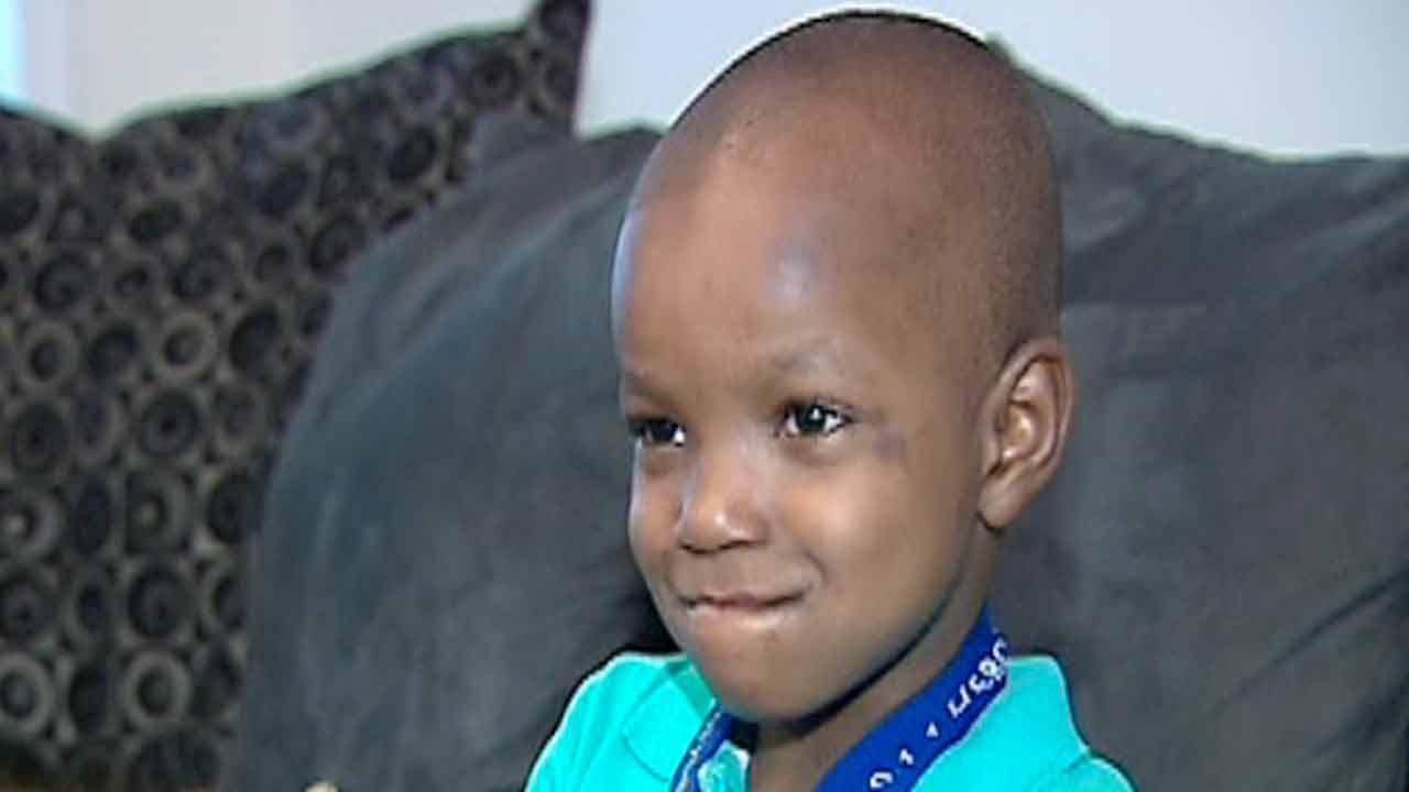 Apex child called a hero for saving mom