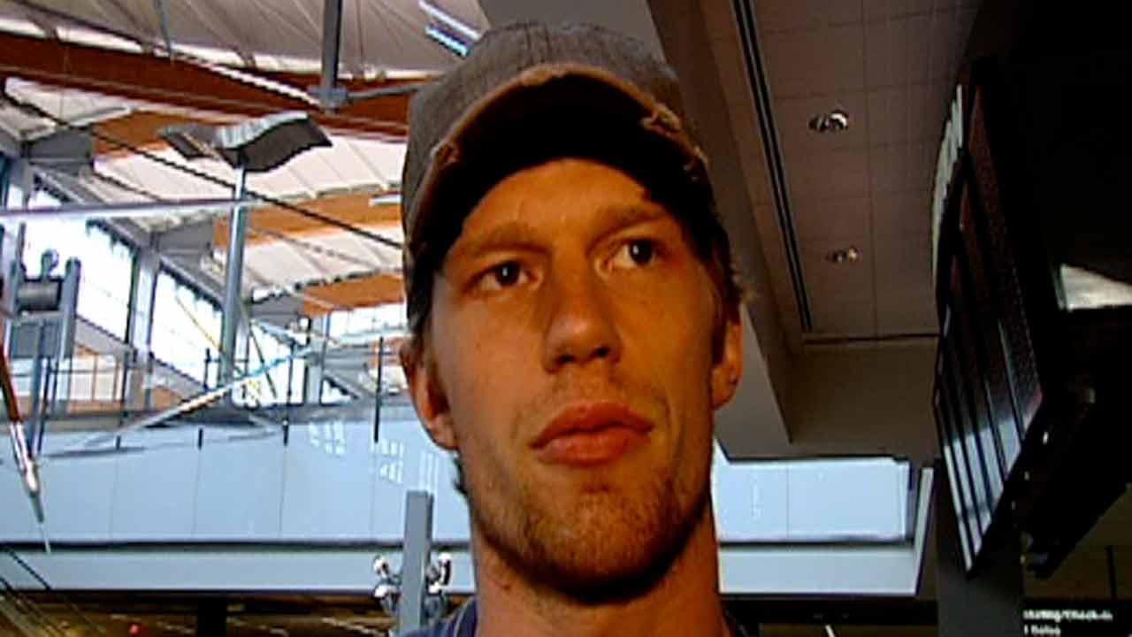 Eric Staal's MRI reveals good news for Caniacs