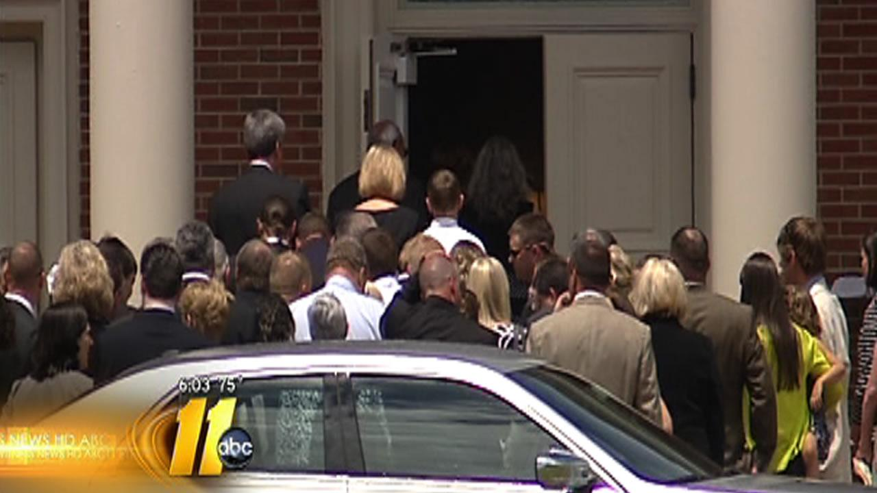 Funeral held for North Hills murder victim