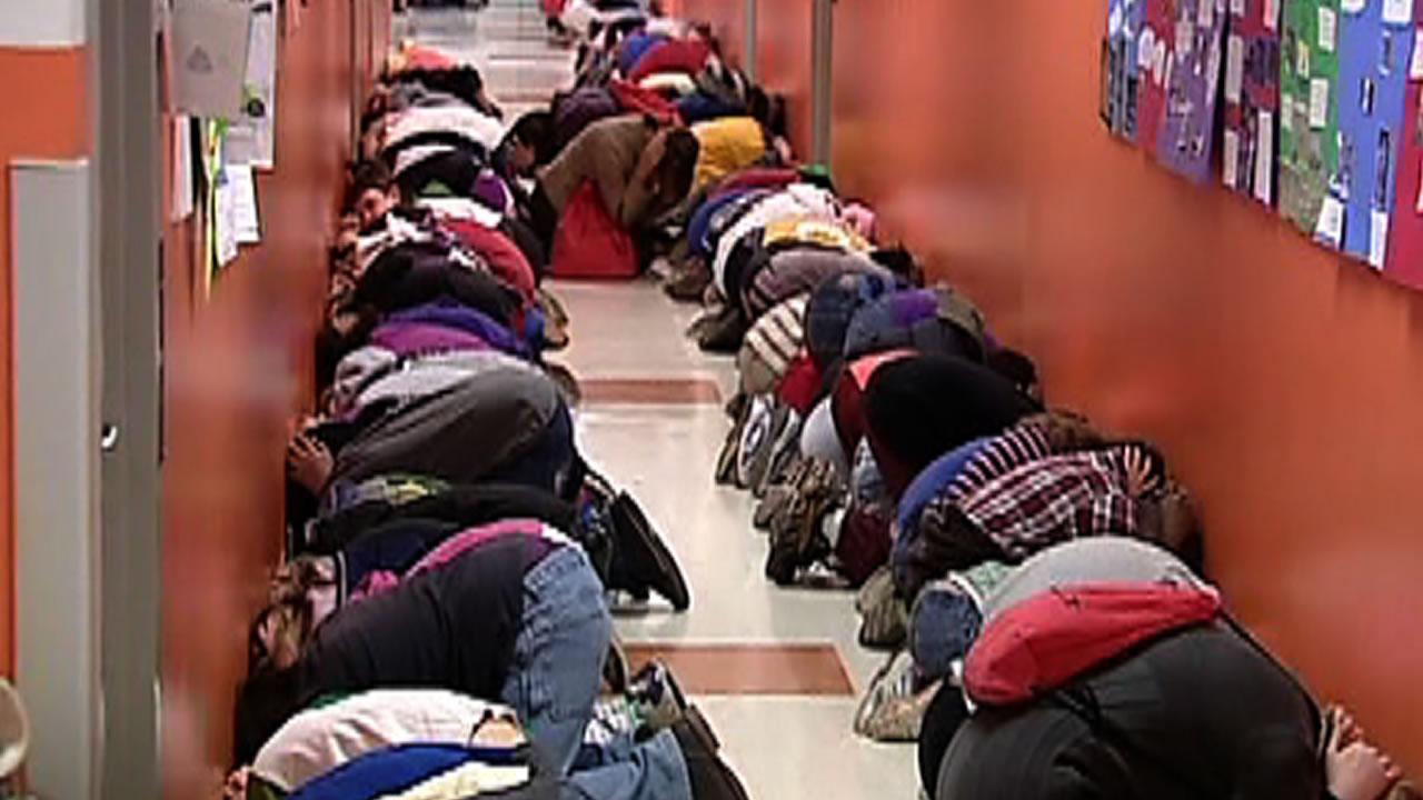 North Carolina schools prepare for tornadoes