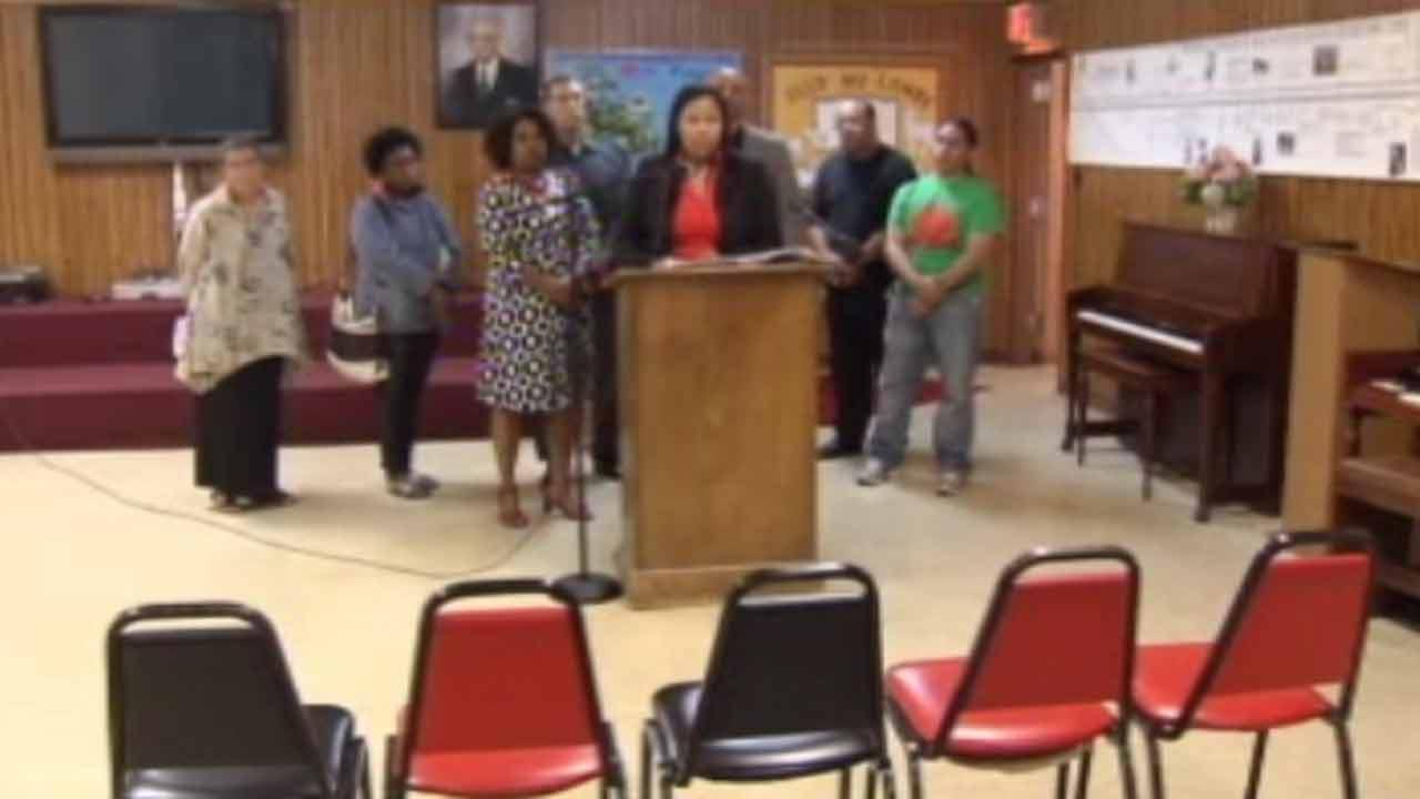 Parents push to get students back in school following arrests