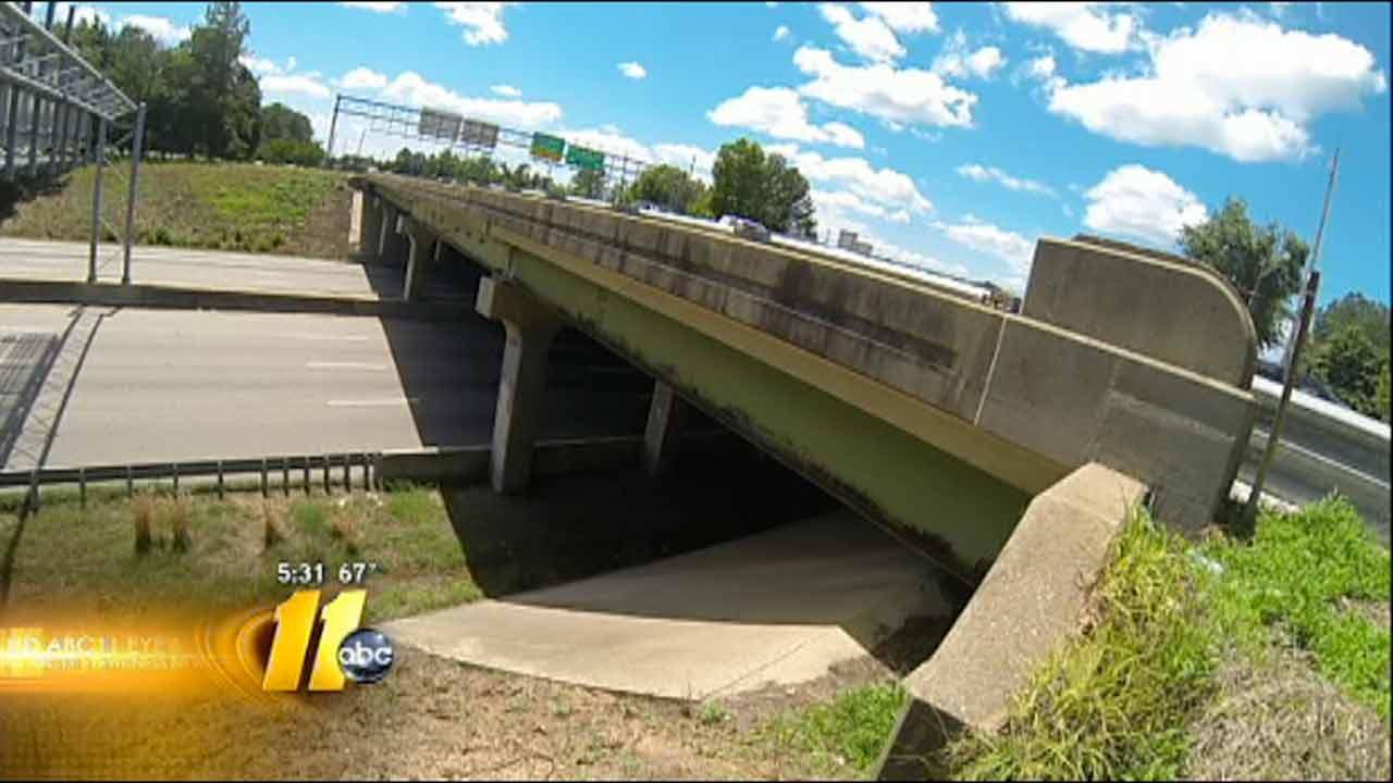 How safe are North Carolina bridges?