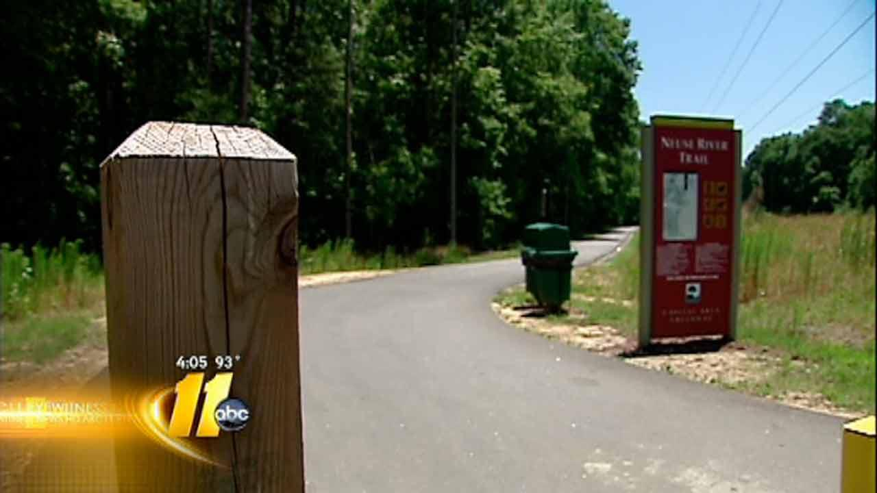 Police warn about problems on north Raleigh trails