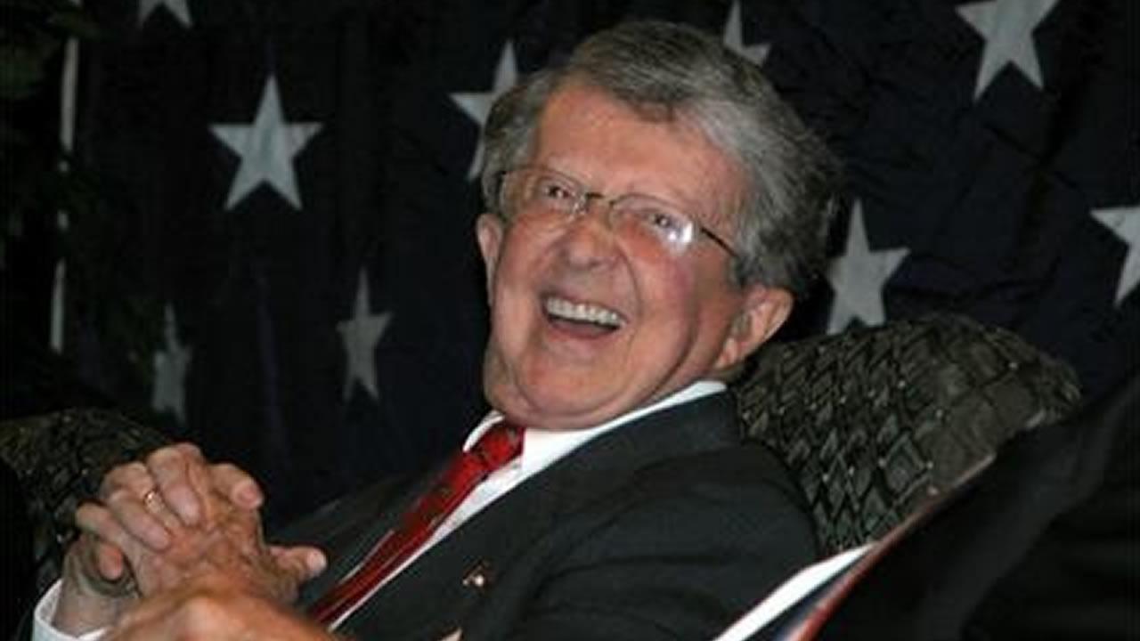 Governor Jim Holshouser