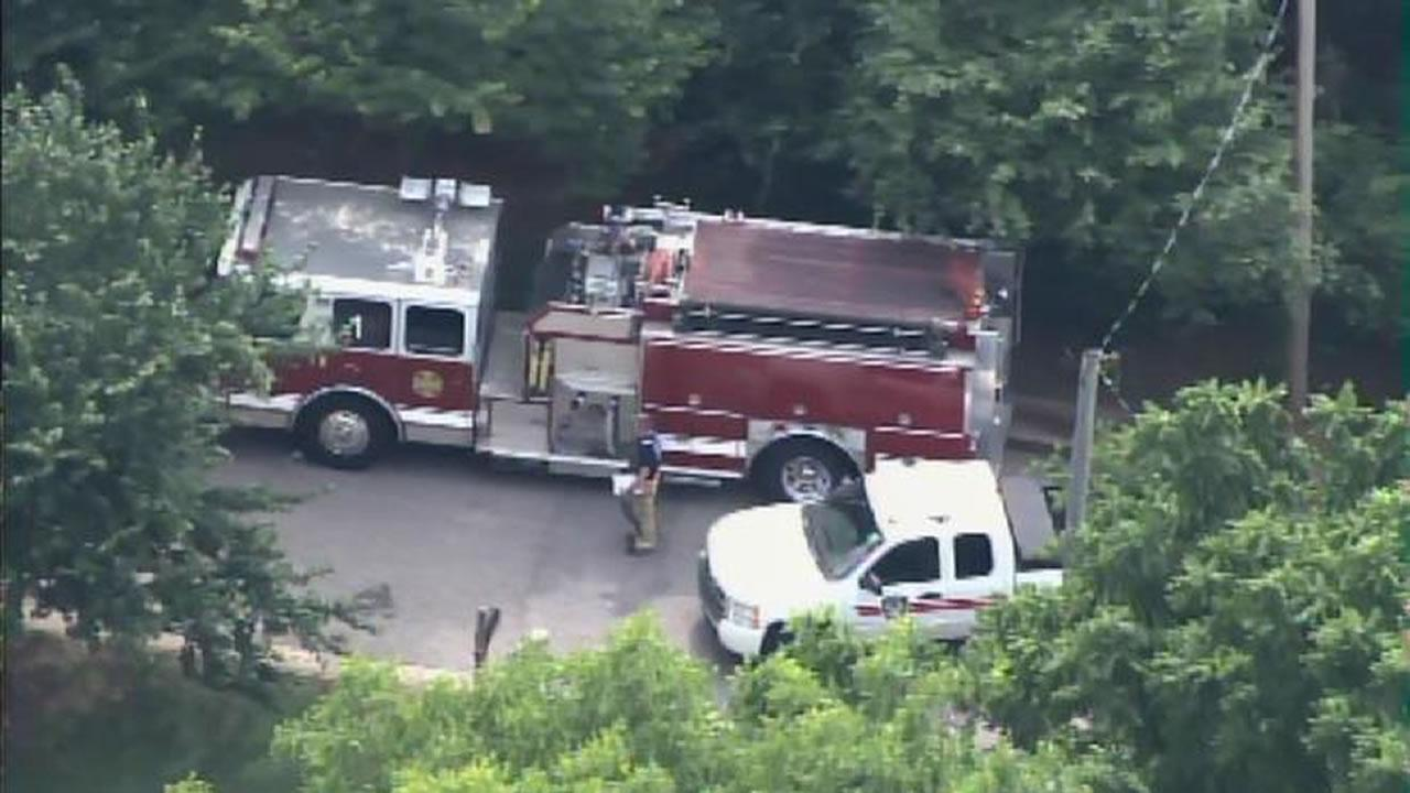 Wake Forest natural gas leak capped