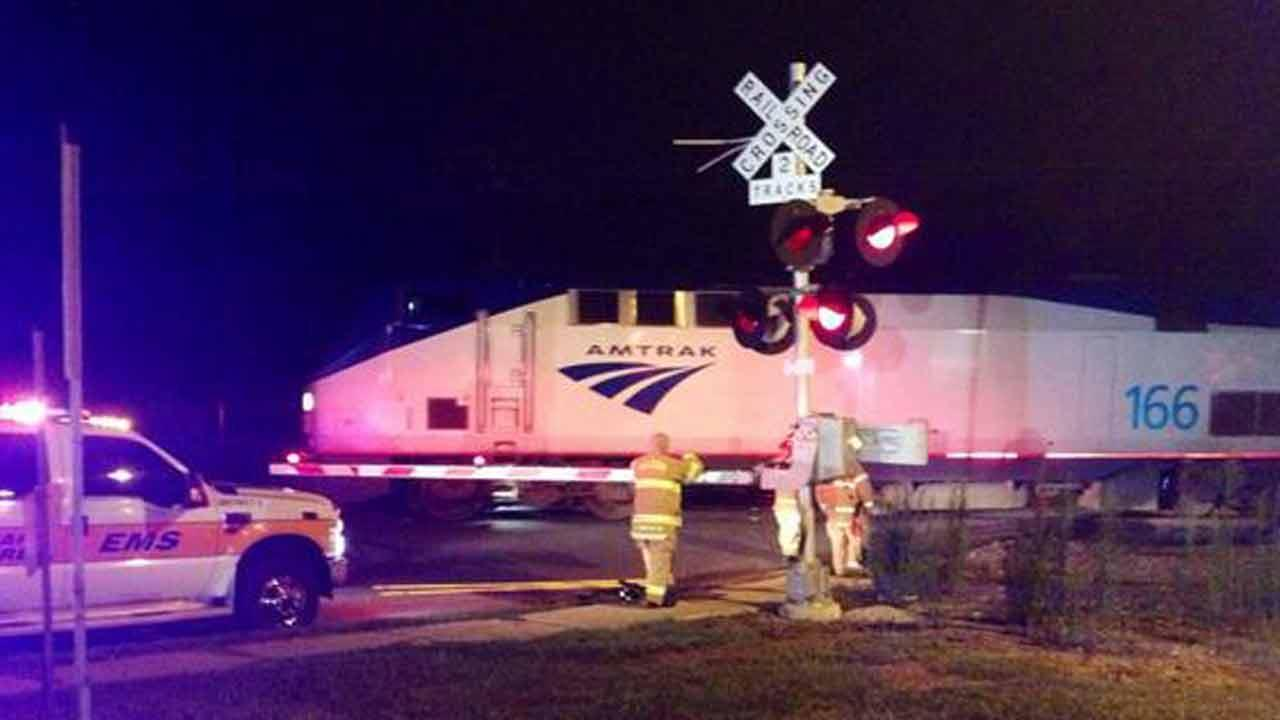 Police investigate train incident in Raleigh