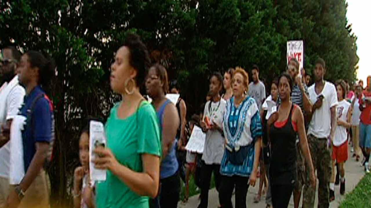 Call for justice in Durham following Zimmerman verdict