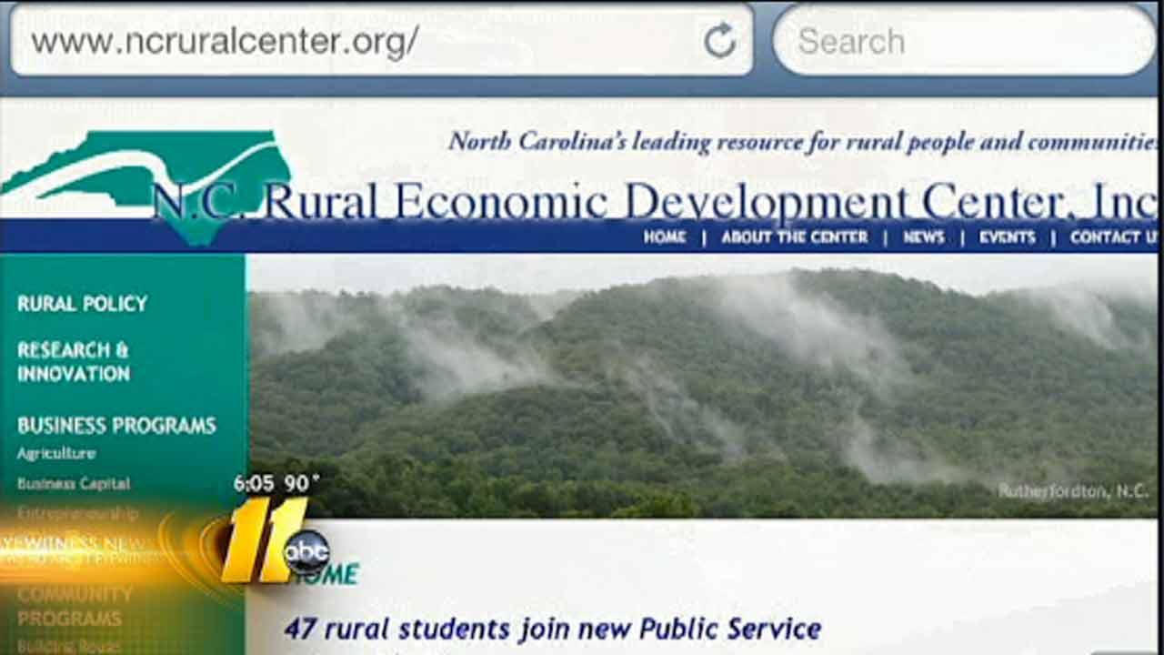 Board member urges changes at Rural Development Center