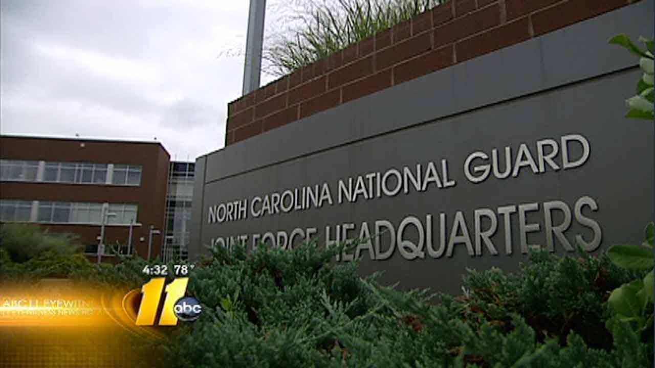 National Guardsmen deal with furloughs