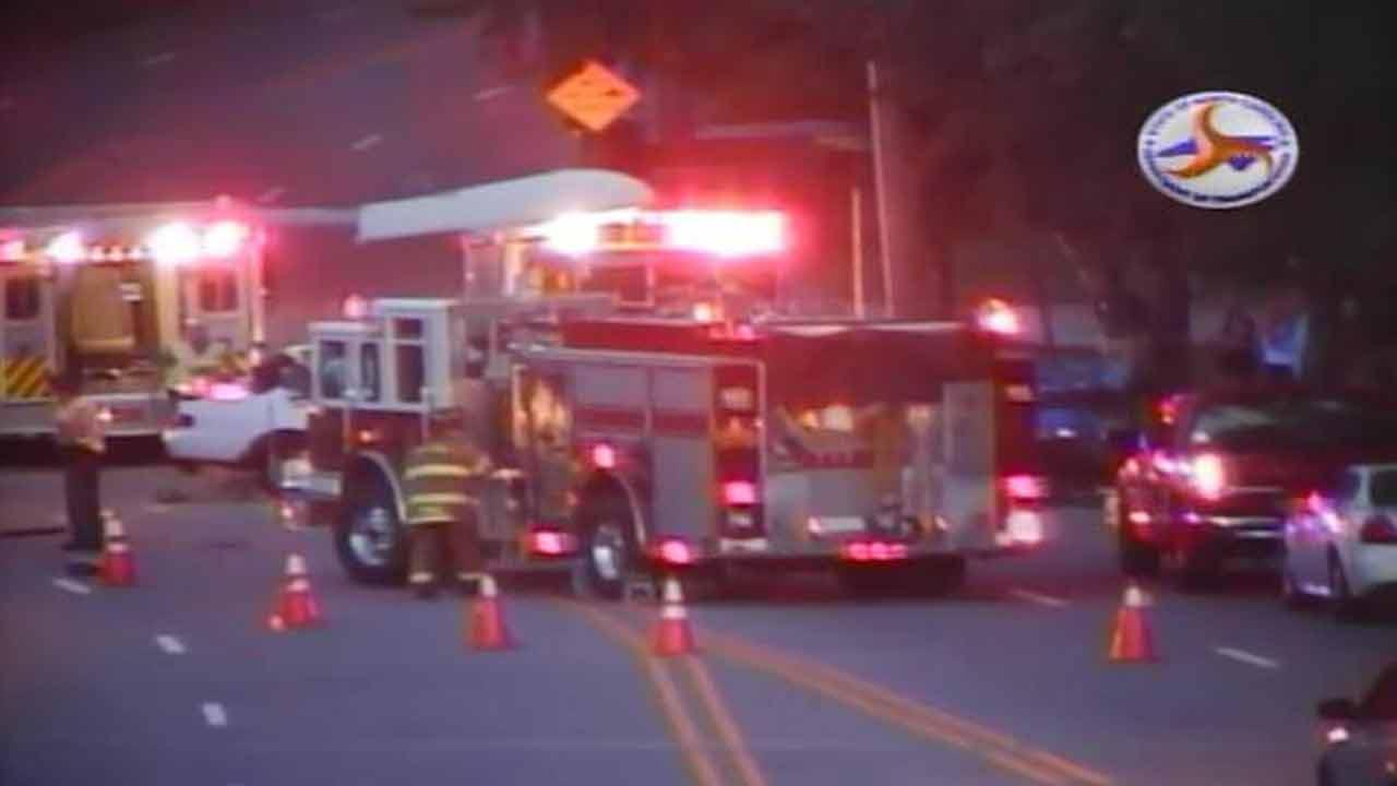 Man and child killed in Raleigh crash