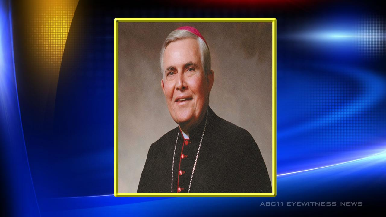 Bishop emeritus F. Joseph Gossman