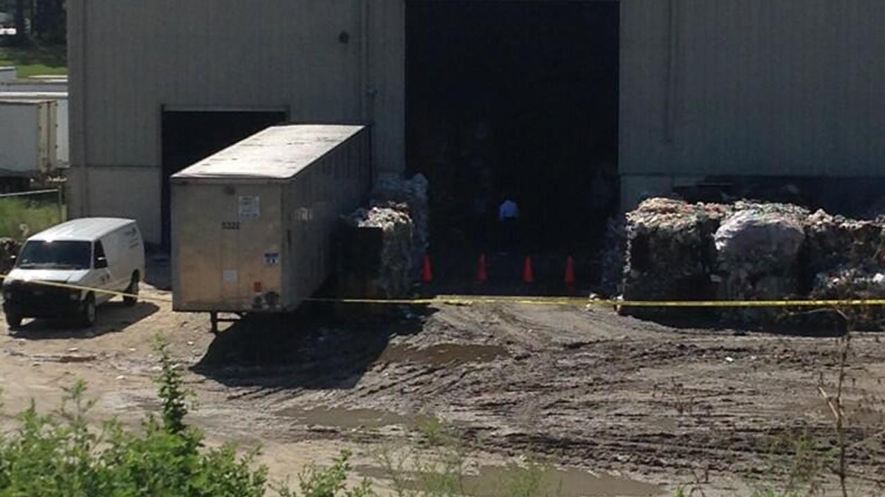 Investigators were called to Pratt Industries at 3780 Owen Drive