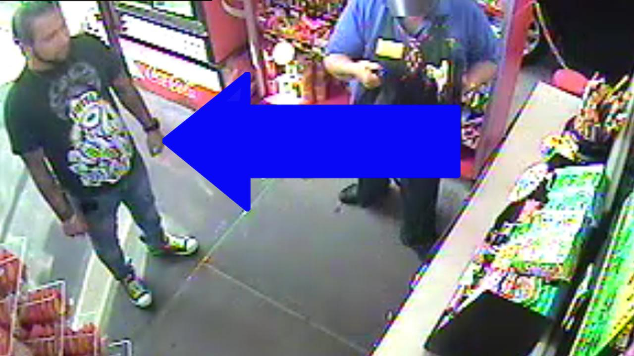 The Cumberland County Sheriffs Office says a stolen gift card may help it solve more than a dozen car burglaries.