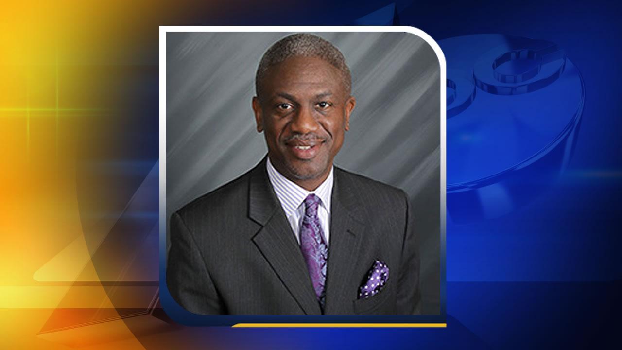 Durham County Public Schools Superintendent Eric Becoats