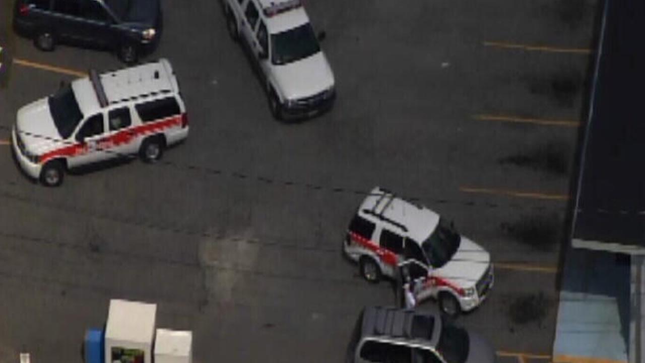 Emergency vehicles in Chapel Hill