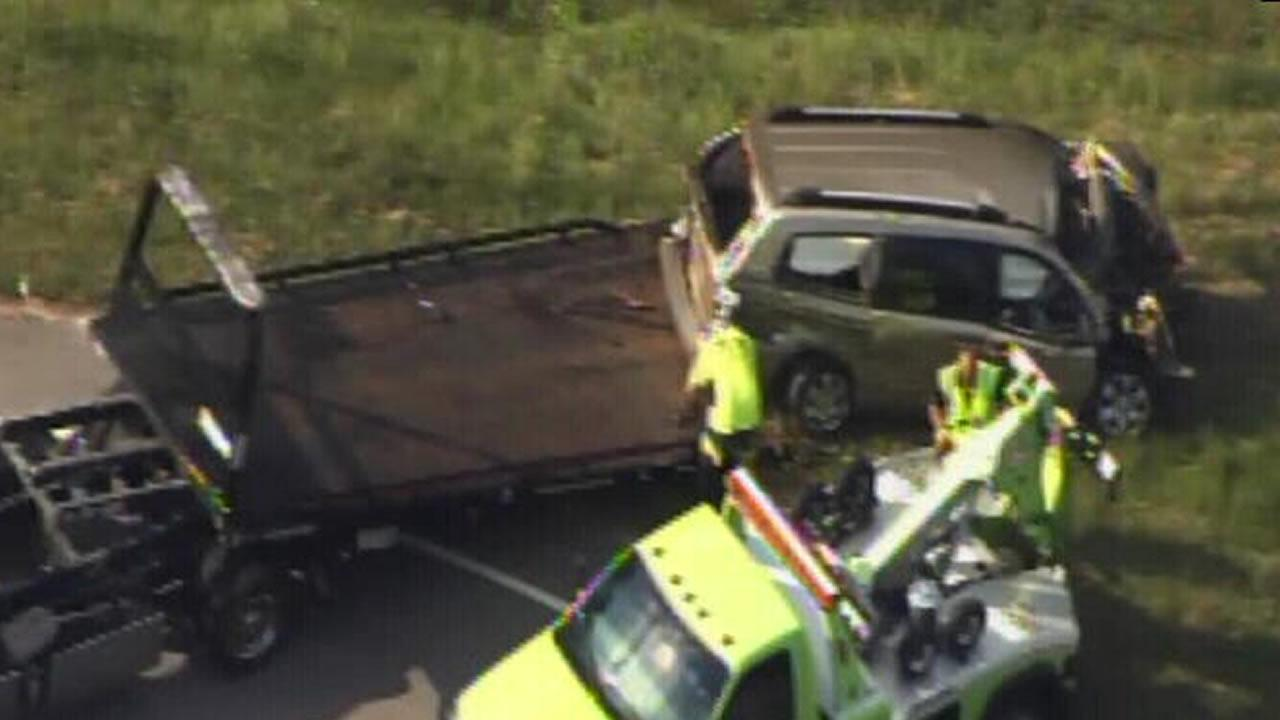 Two poeple died in a crash in Franklin County.