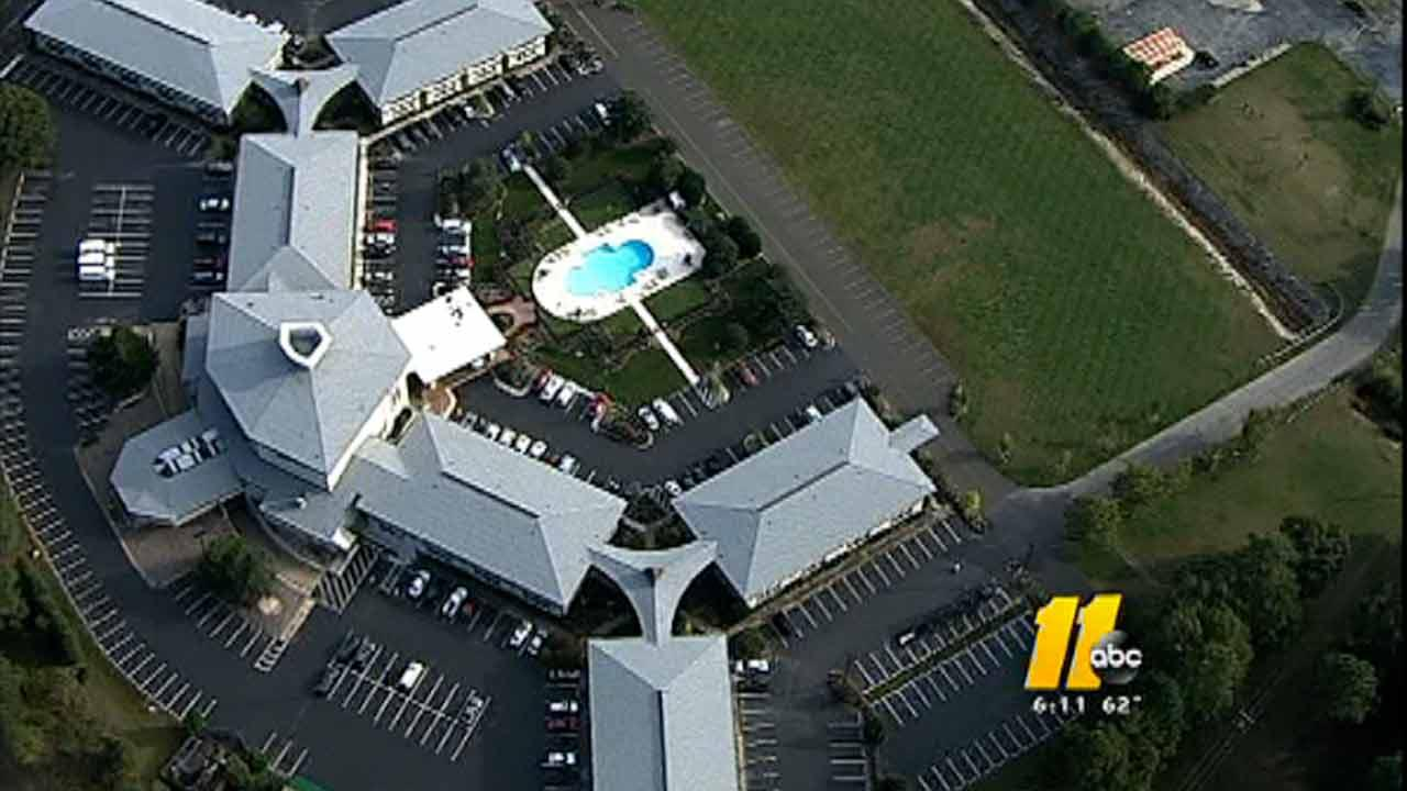 Radisson hotel at Research Triangle Park