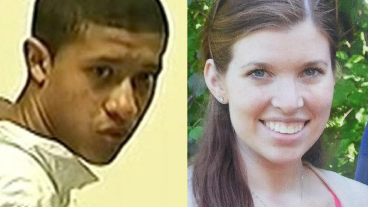 Philip Chism and Colleen Ritzer