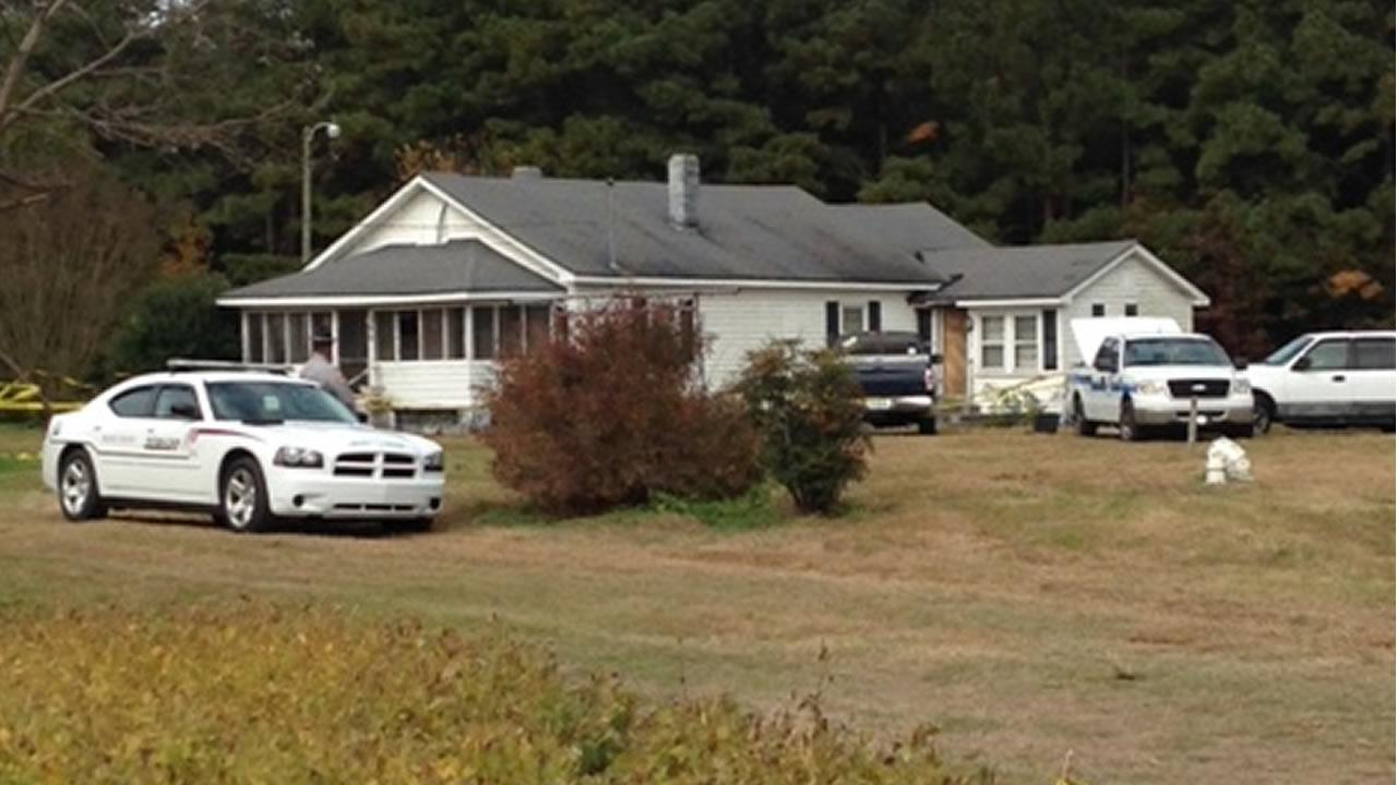 Two were found dead at this home near Mount Olive.
