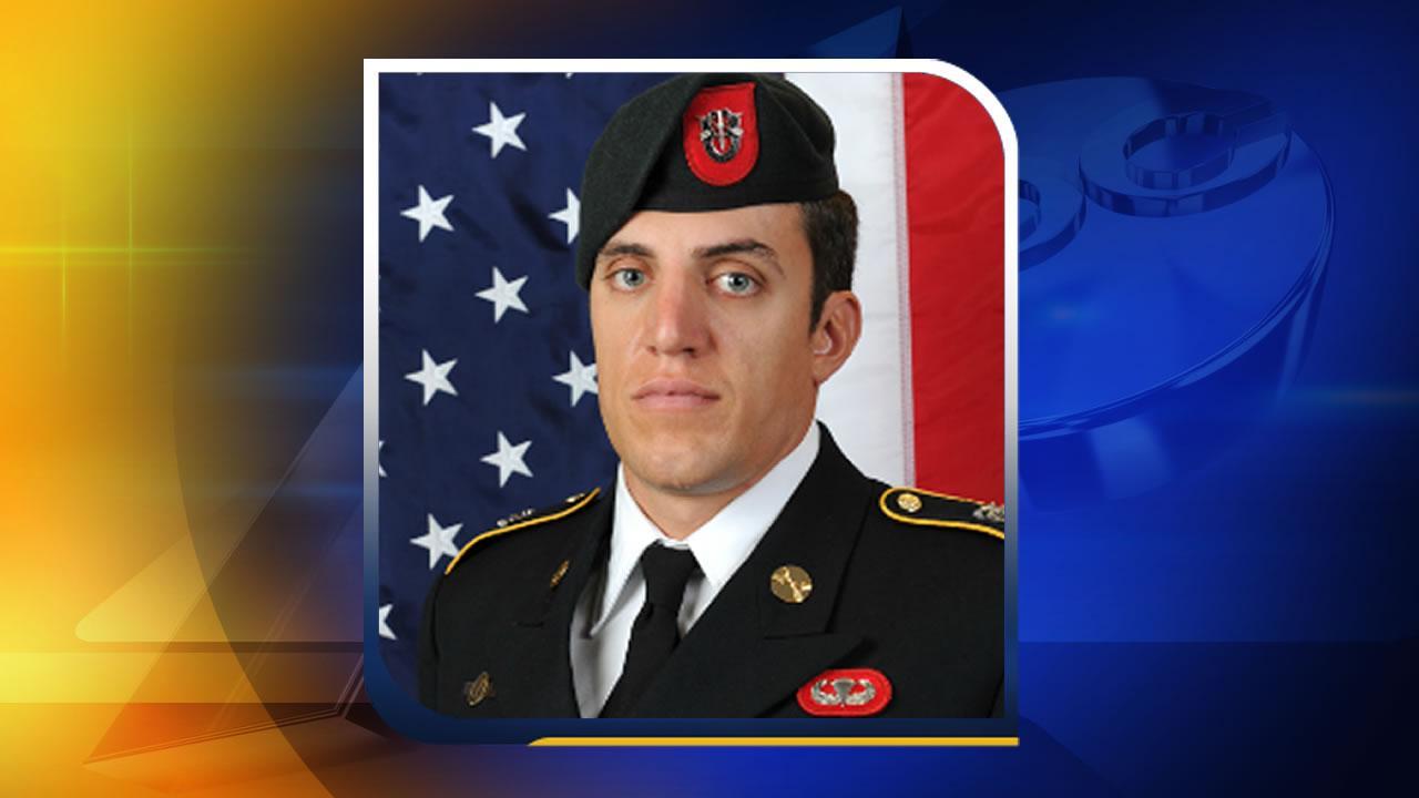 Staff Sgt. Alex Anthony Viola