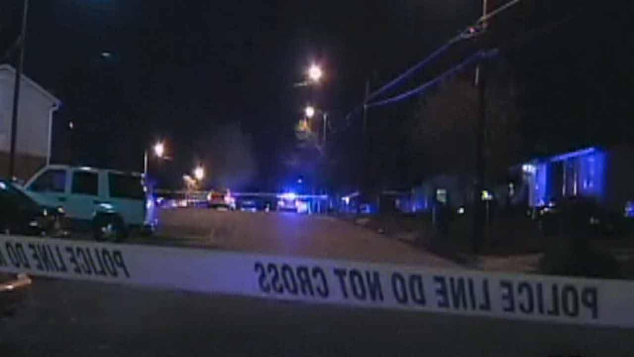 A shooting in the 700 block of Vardaman Street in Raleigh.