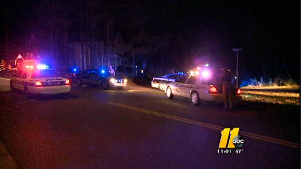 Four-county chase ends in Durham.