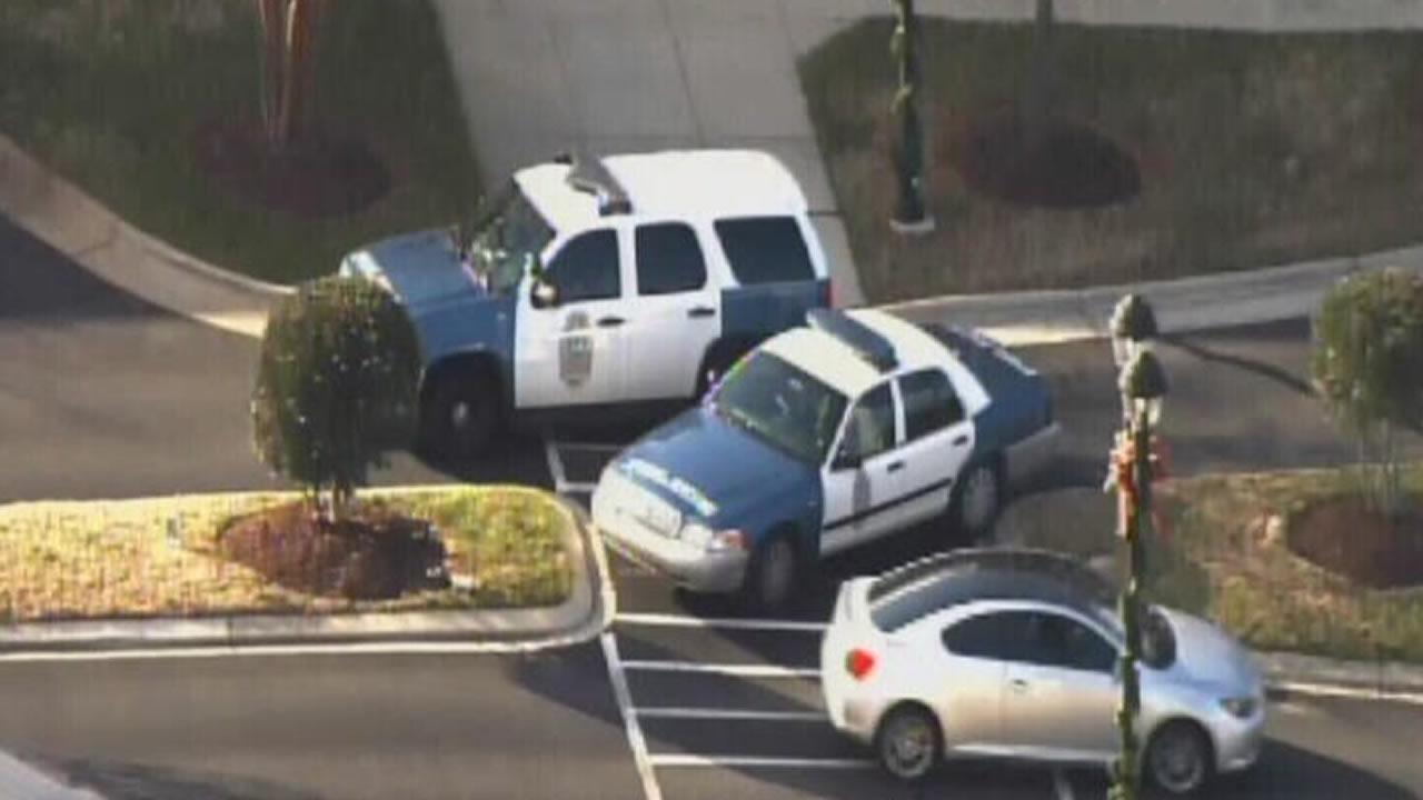 Police investigate a shooting in Raleigh.