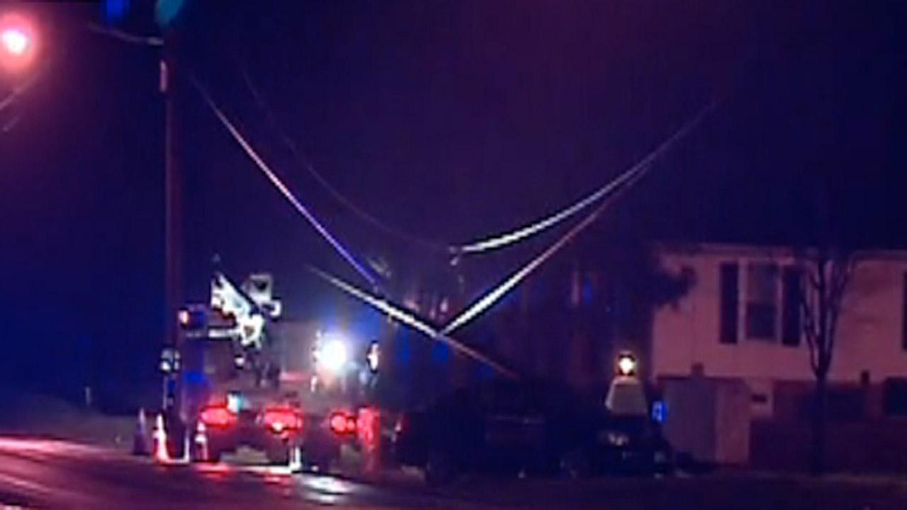 Crash on Lake Wheeler Road in Raleigh.