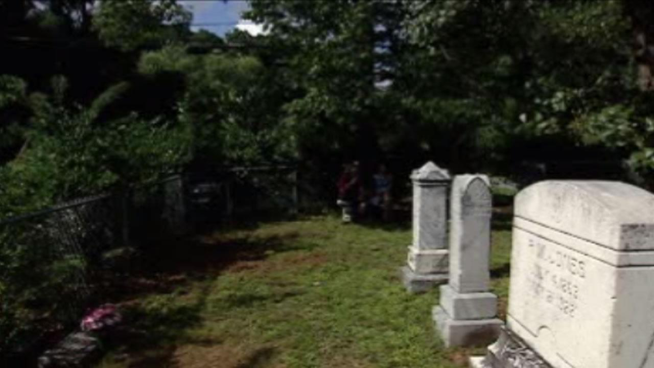 Plea for cemetery to remain undisturbed