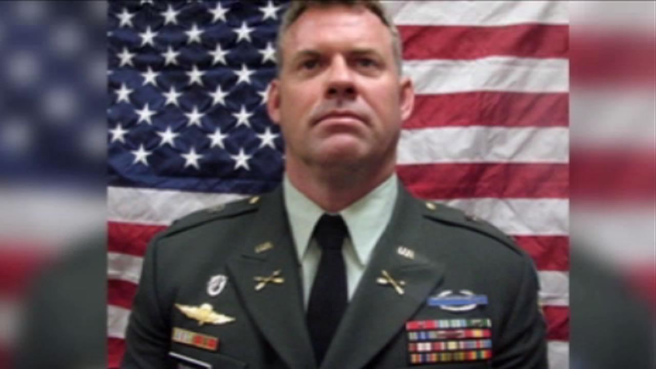 Chief Warrant Officer Michael Duskin