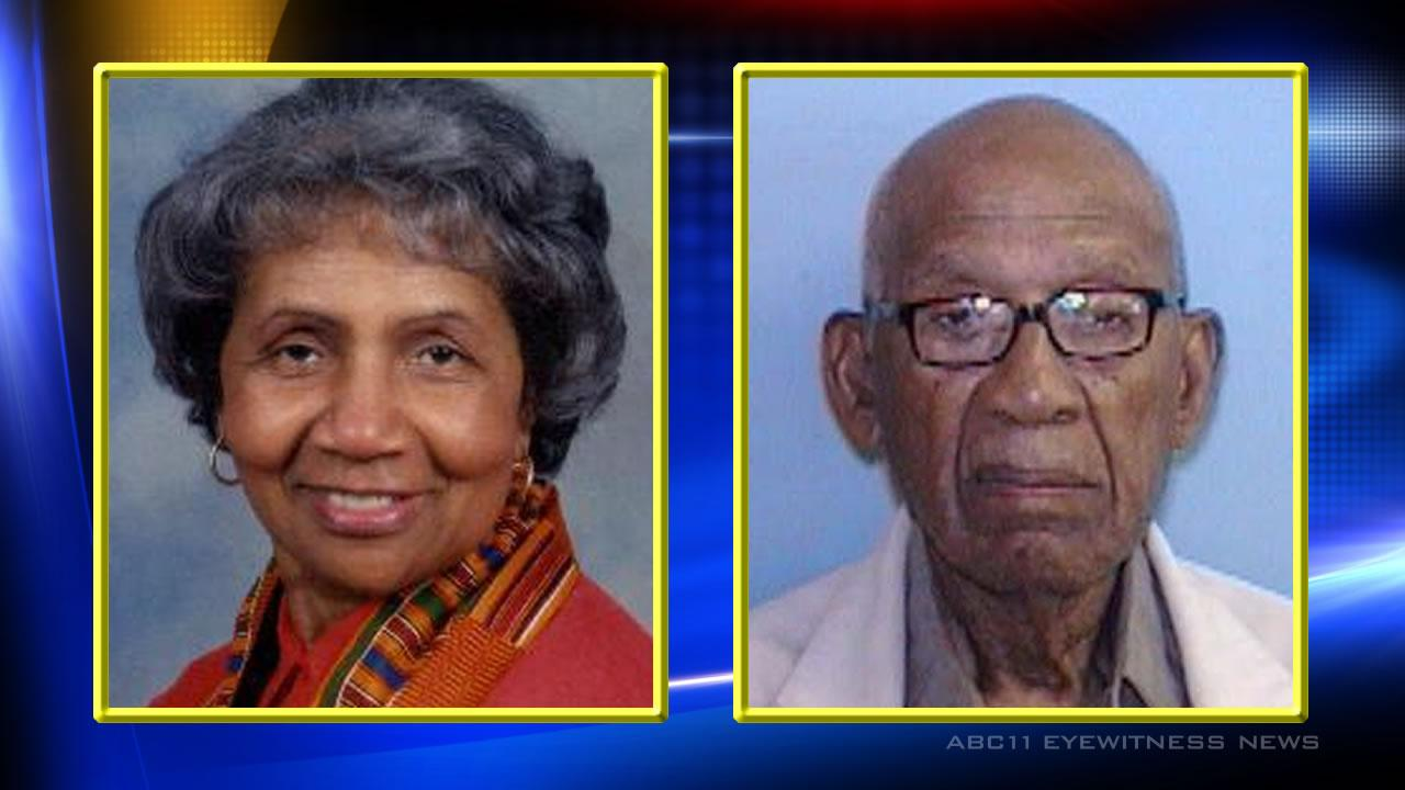 Silver Alert issued for Durham couple