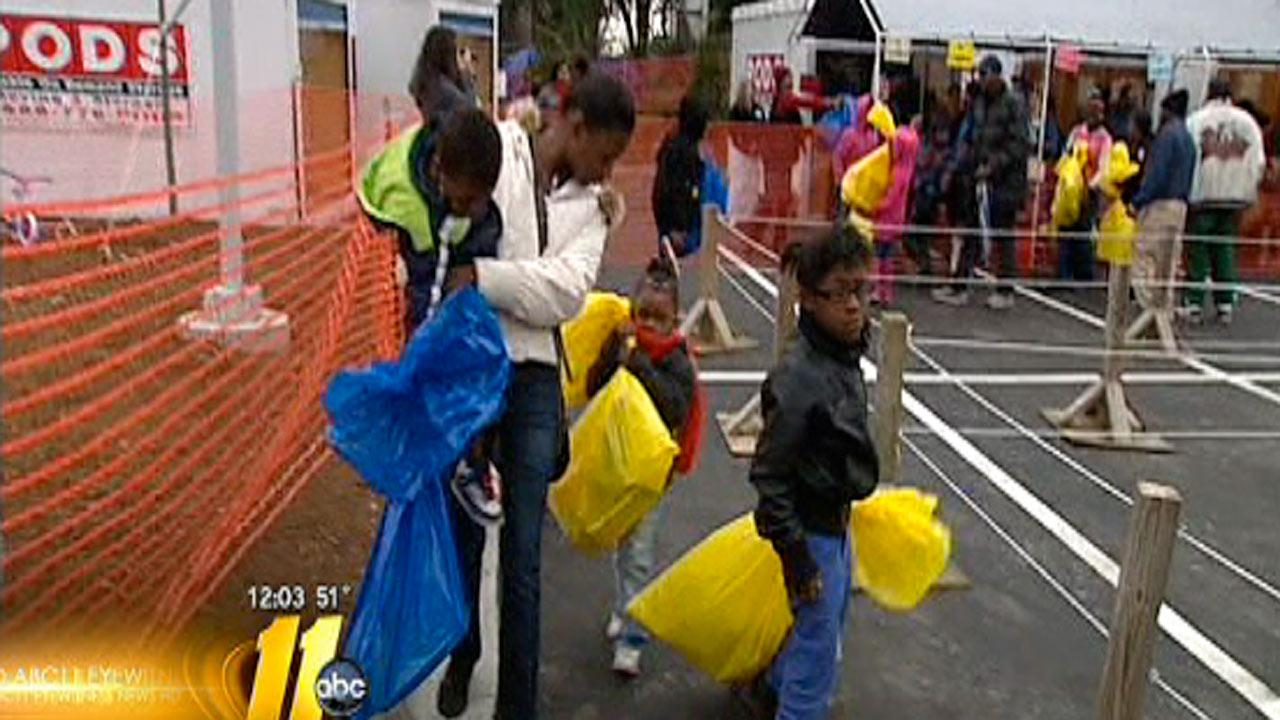 Rescue missions in Durham and Raleigh helping families in their communities this holiday