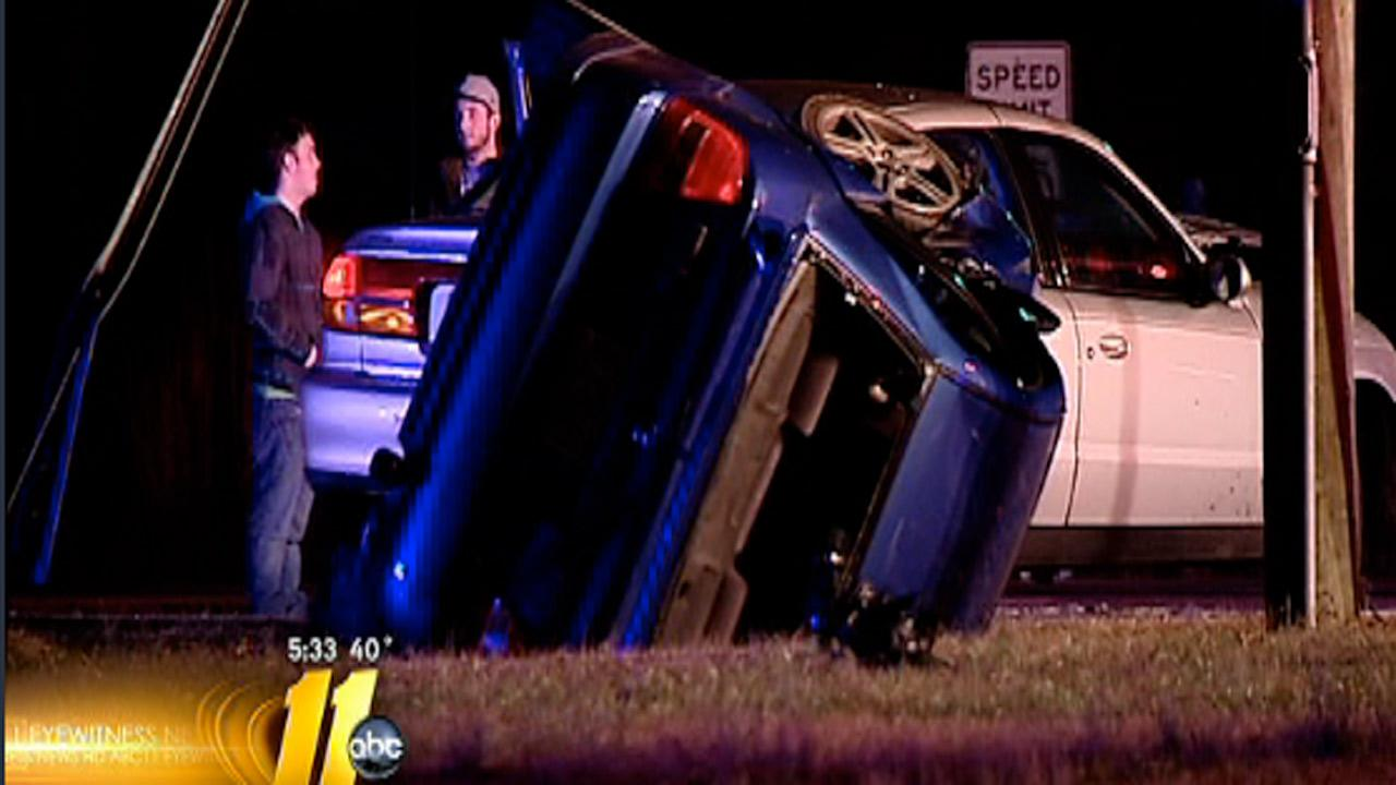 The North Carolina Highway Patrol is investigating a fatal accident near Fuquay-Varina in Wake County Thursday