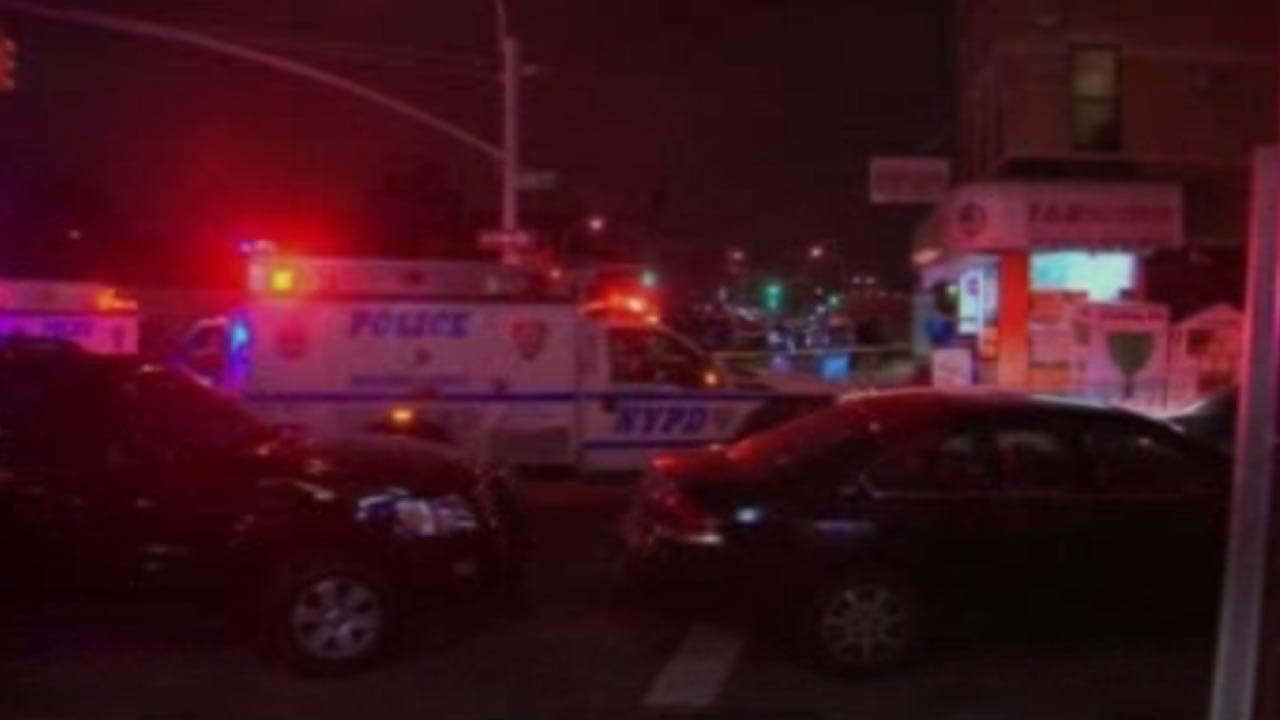 NC woman's stolen gun used in NYC officer shooting