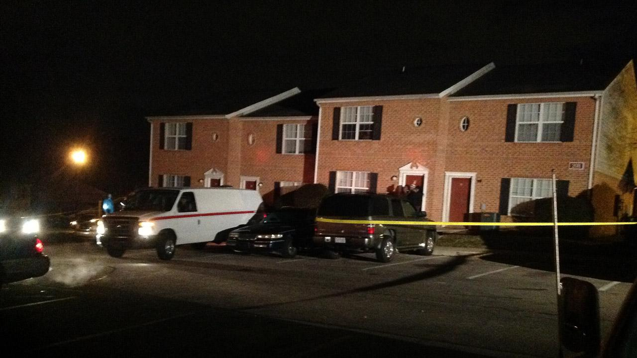 Police in Raleigh are investigating a death at a Raleigh apartment off Lake Wheeler Road.