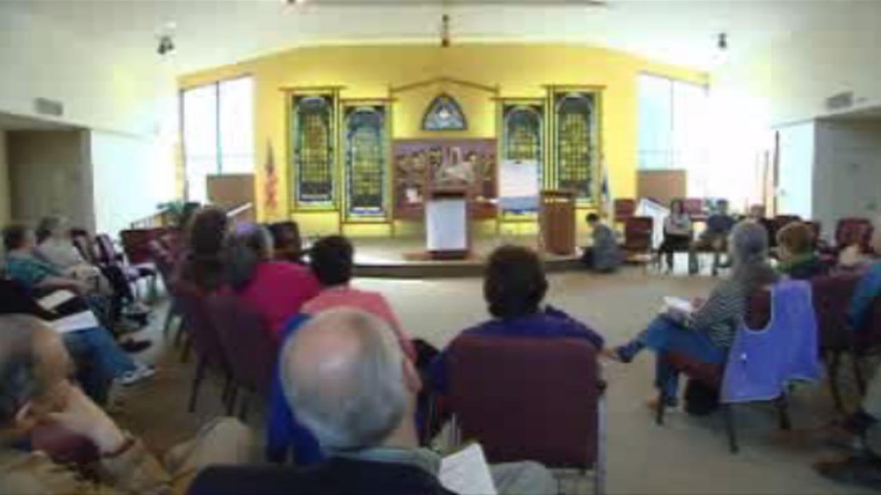 Religious group takes up gun control debate