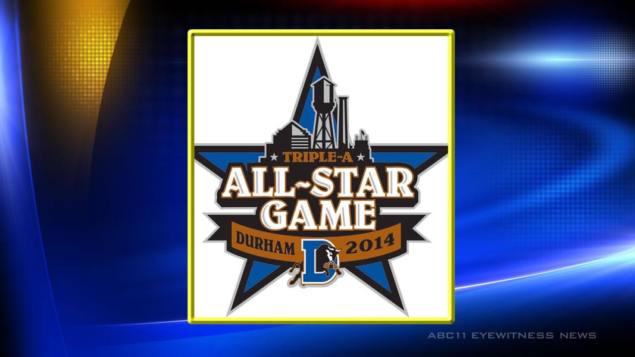 The 27th annual Triple-A All-Star Game will take place on July 16, 2014 at the Durham Bulls Athletic Park