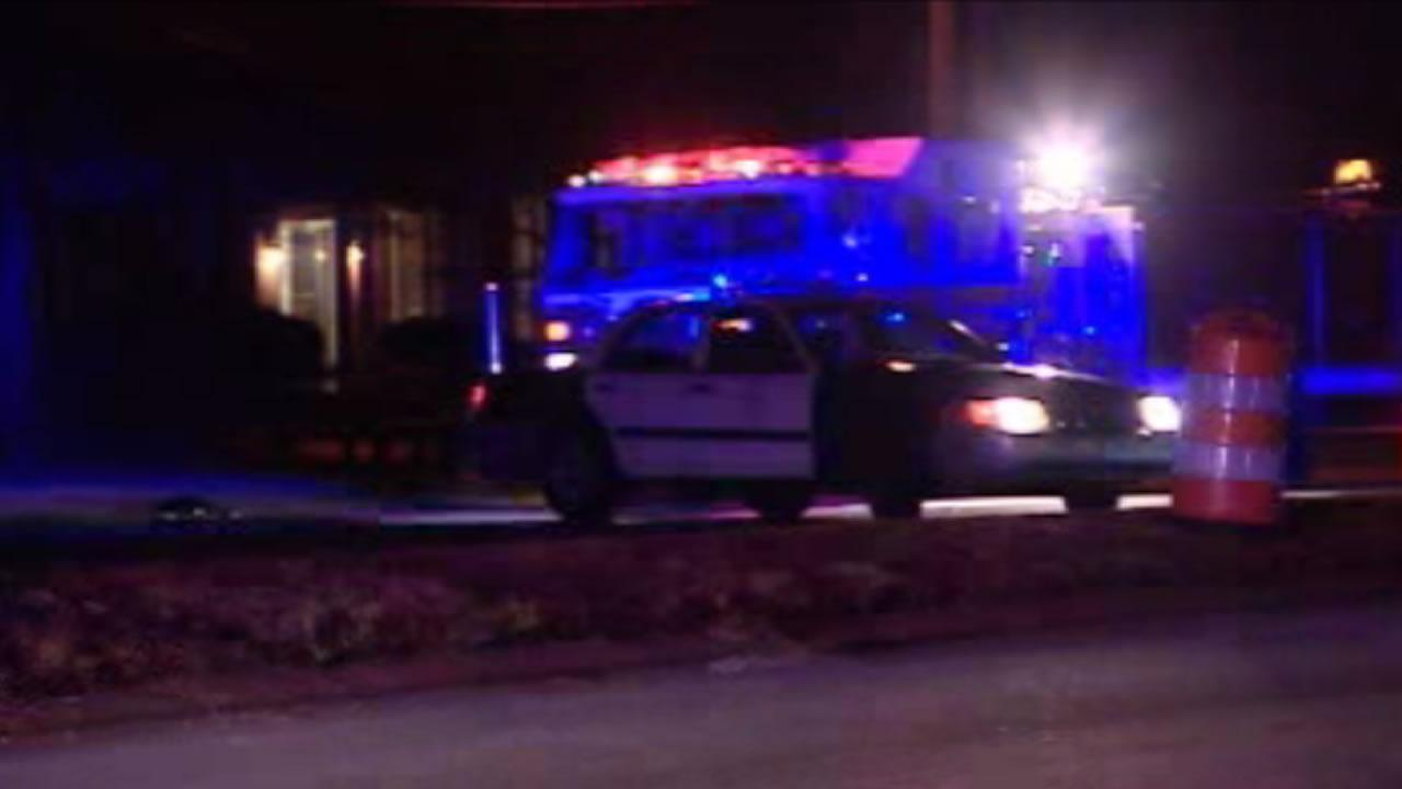 Police said shortly after 10:30 p.m., 28-year-old Brian John Moore, of Raleigh was riding a motor scooter traveling east on Western Boulevard when he was struck from behind by a vehicle that fled the scene.