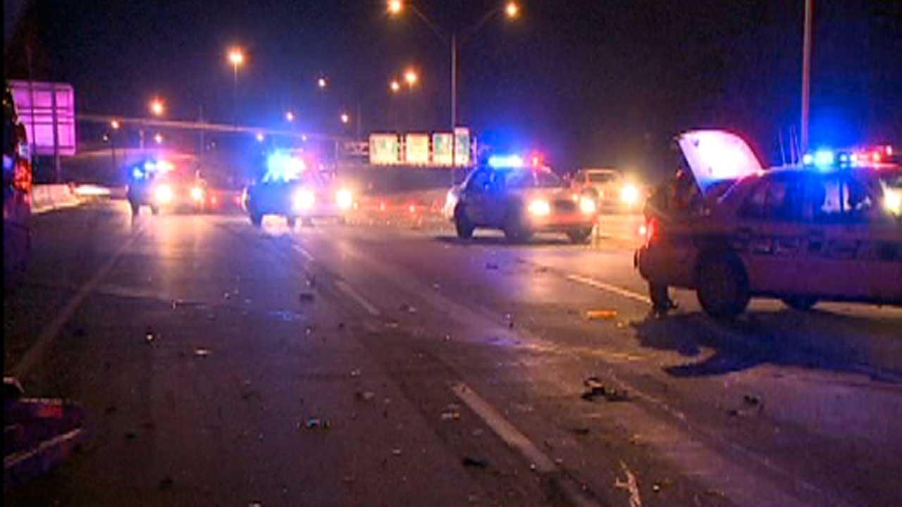 Several lanes of I-85 in Durham had to be shutdown early Thursday morning due to an accident.