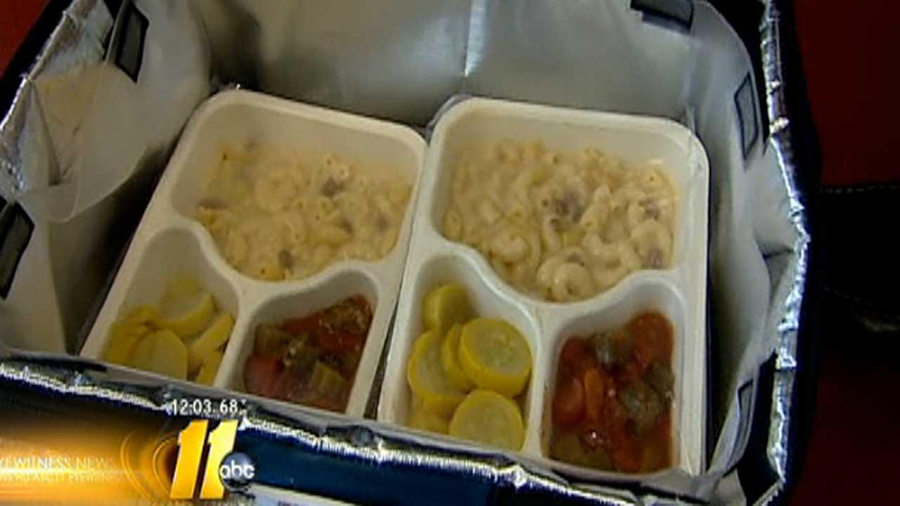 12,000 fewer meals served due to sequestration