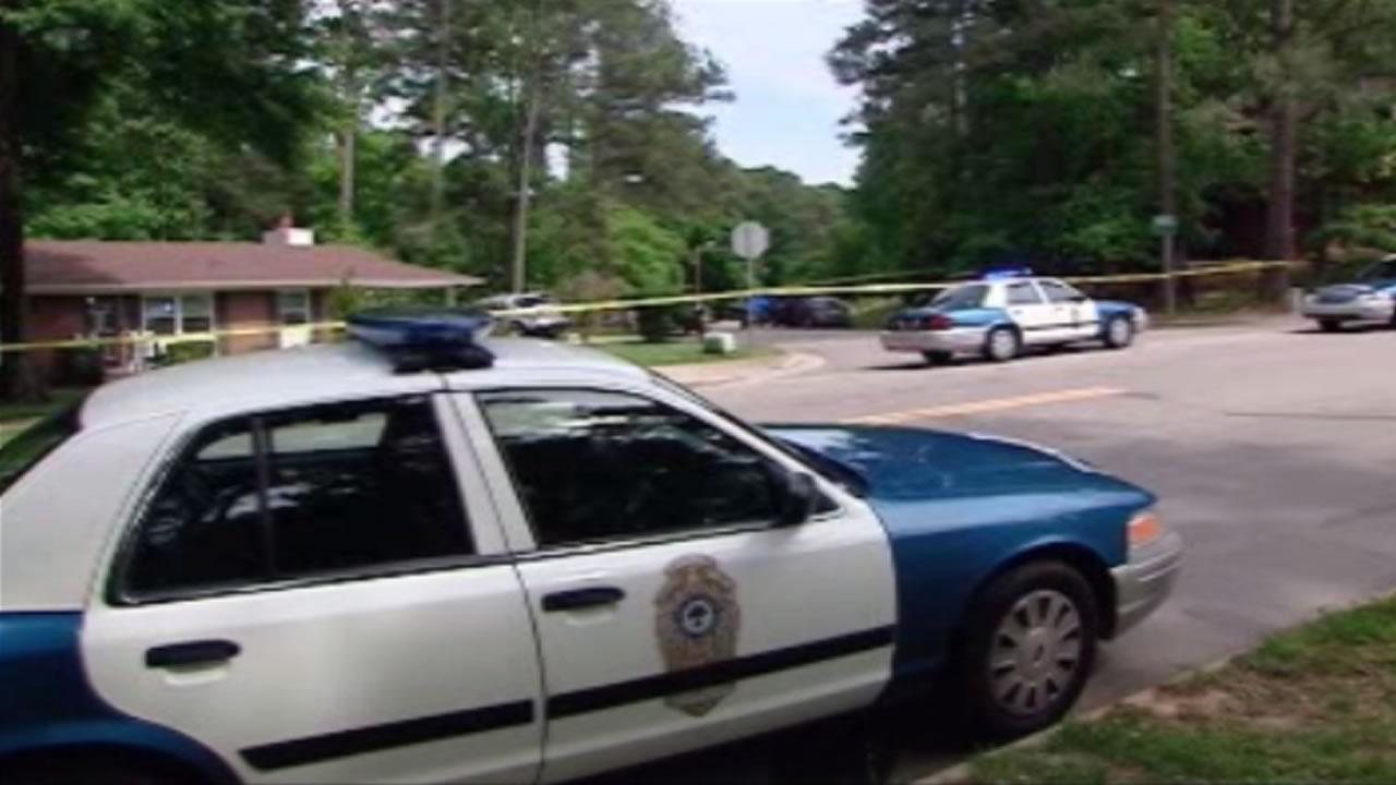 Police told ABC11 the victims grandmother was backing out of the garage at her Raleigh home when she hit the child.