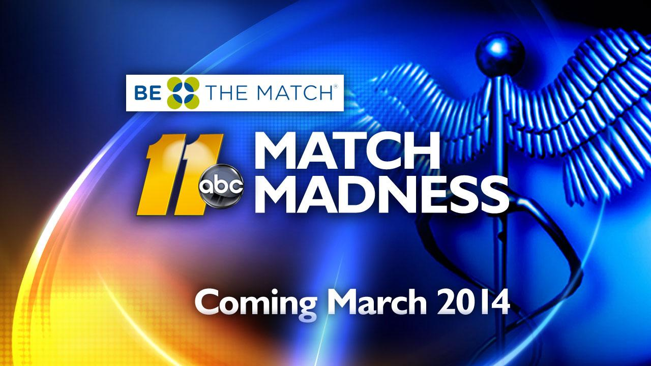 ABC 11 Match Madness to help cancer patients