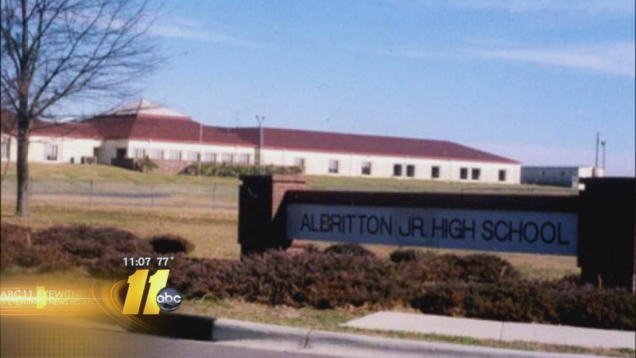 Albritton Middle School