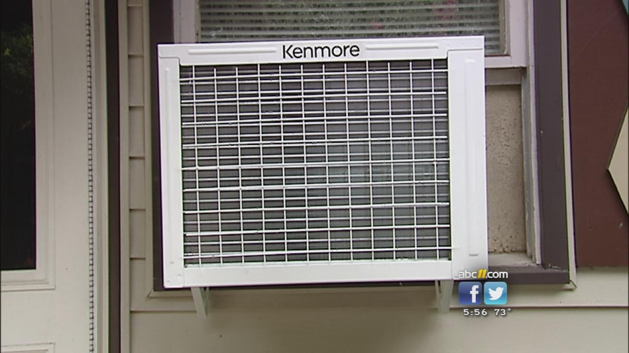 Kenmore air conditioner window unit