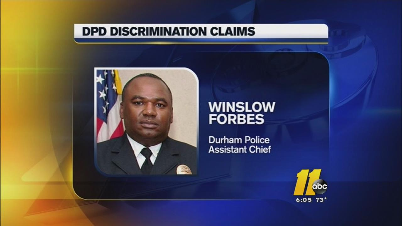 Durham Assistant Police Chief Winslow Forbes