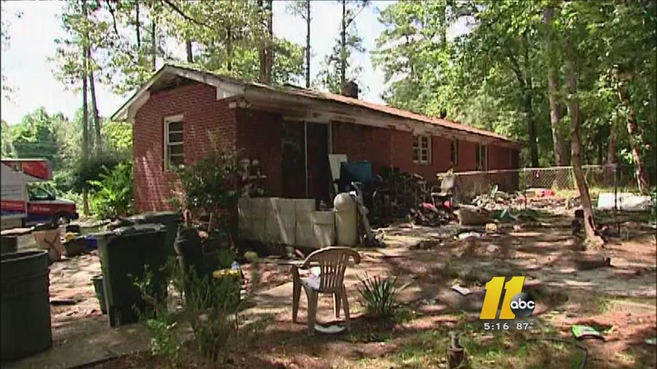 Fire injures 12 year old in Fayetteville