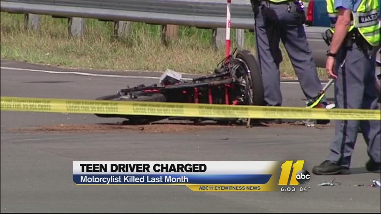 Raleigh teen charged with fatal hit and run