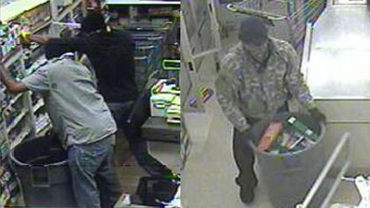 A CrimeStoppers reward is being offered for information leading to any arrests in a series of burglaries targeting Food Lion stores.