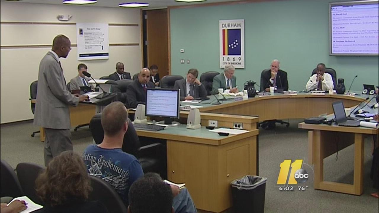 Strong Words During Durham City Council Meeting Over Race Relations